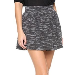 Free People - Holly Go Lightly Knit Skirt